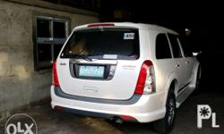 Isuzu alterra Urban cruiser 2011 Cold aircon 4x2