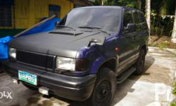 For sale rush! Or Swap with Isuzu ipv,L300,AUV fB or