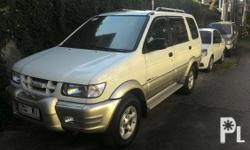2003 ISUZU Crosswind XUV MT Cebu Cebu Unit 1st owned