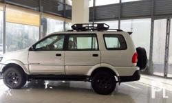 Isuzu Crosswind Sportivo Manual/Autmatic 156,000 Down