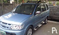 Isuzu crosswind xt 06mdl All power 94k odo Manual