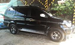 2004 Model Isuzu Crosswind XUVi Manual Tarns Updated