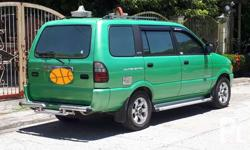 XTO 2001 model, Manual transmission All power features