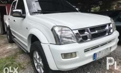 Isuzu Dmax 2004 AUTOMATIC Turbo Diesel 1st Owned All