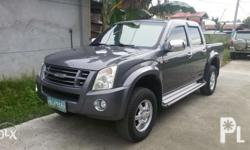 Isuzu DMax 2009 4x2 Manual transmission 4x2 3.0 itecq