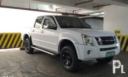isuzu dmax LS top of the line 2008 2008 top of the