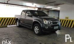 isuzu dmax ls matic 2010 3.0 diesel engine matic