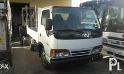 Isuzu elf 4WD mini dump truck Engine: 4HG1-760948
