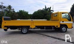 ISUZU Elf Cargo Drop side Japan Surplus .A1 ISUZU Elf