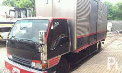 Isuzu elf NPR 16ft ENGINE: 4HG1 Location: Subic bay