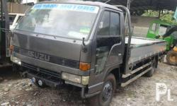 isuzu elf npr 16ft dropside 4hf1 engine alum sidings 6