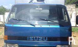 Isuzu Elf - NPR Aluminum Van 16 ft (Eagle Inline) Year