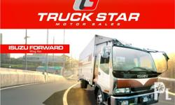 Isuzu Forward Wing Van Truck For Sale ? Manila