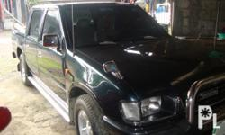 Description Make: Isuzu Model: Pickup Mileage: 153,000