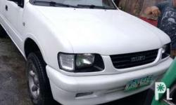 isuzu fuego pick up for sale verygood condition 1998