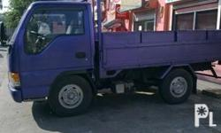 Deskripsiyon Isuzu Dropside Trucks *Original Japan