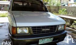 Rush sale Isuzu highlander 1998 model Manual