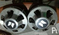 ISUZU OEM Hubcap for steel rim 6 holes 4pcs (nego)