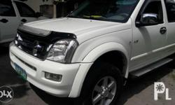2005 isuzu ls dmax All power Fresh in and out Good
