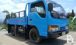 Isuzu mini elf 10 ft single tire 4be1 eagle inline blue