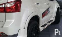 Isuzu MUX 3.0L 4X2 Ls A AT Dsl engine