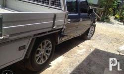 Isuzu pick up Manual Diesel Cauayan city FOR FASTER