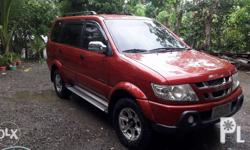isuzu sportivo manual allpower orig paint new 4 tire