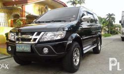 Isuzu sportivo 2007 model Specs: 2010 face brandnew