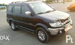 isuzu sportivo 2.5 turbo diesel engine top of the line