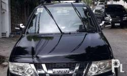 For sale or open for swap. Isuzu sportivo+. Automatic.