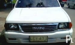 ISUZU TFR 1996 model -Manual/Diesel -Clean in and out