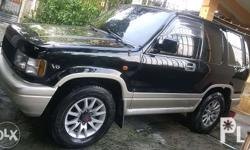 .aquired 2003 isuzu Trooper Very Fresh In and Out ,