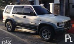 for sale, isuzu trooper 4x4,turbo diesel