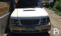 Trooper Skyroof 04 series white very good condition,