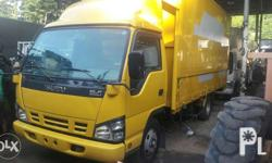Isuzu ELF wingvan Engine: 4hl1 284538 Chassis: