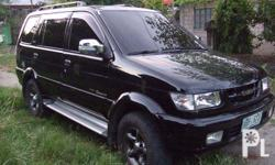 orig paint black fresh new tires strong aircon dual