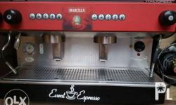 Italcream comercial coffee machines with comercial