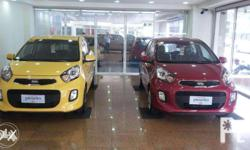 Kia Picanto MT 1.0L(575,000) 10K DP All-in Monthly