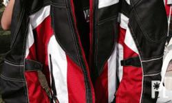 For Sale Vulcan Riding Gear Size Large Isang beses lang