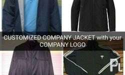 We make customized corporate jacket in you own design