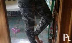 camouflage style size27 Very Good in personal, no