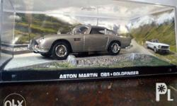 From the James Bond Car Collection. 1:43 scale diecast