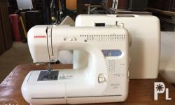 Janome portable sewing machine Model: 751 14 stitches +