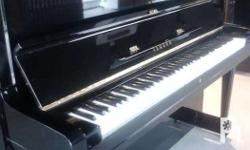 Japan made factory refurbished Yamaha piano! Not