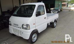 Suzuki Carry Modelo (may nguso) Engine - F6A Chassis -