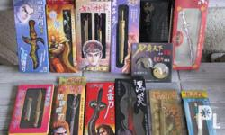 vintage japanese anime toys 1990s cartoons these are