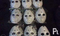 Jason Mask for costume or cosplay from Friday the 13th.