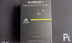 Used but in perfect working condition Jaybird Bluebuds