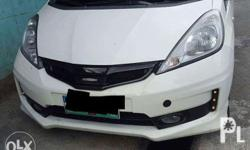 Honda jazz 2012 Front and rear bumper. Mmc. Front and
