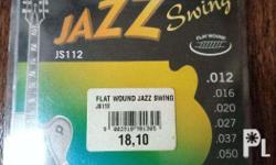 This is the legendary flatwound jazz guitar string! A